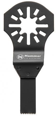 Полотно пильное для МФИ Hammer Flex 220-013 MF-AC 013 погружное ступенчатое, BiM, 10мм, дерево/мет цены