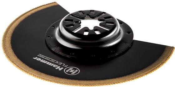 Полотно пильное для МФИ Hammer Flex 220-024  MF-AC 024 сегм.диск, 88мм, универсальное