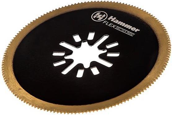 Полотно пильное для МФИ Hammer Flex 220-025  MF-AC 025 диск универсальный, 85мм