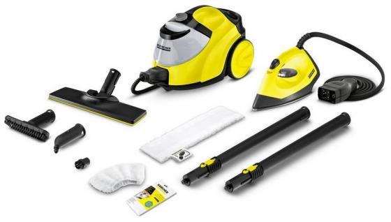 цена на Пароочиститель Karcher SC 5 EasyFix Iron Kit 2200Вт белый 1.512-533.0