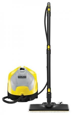Пароочиститель Karcher SC 4 EasyFix 2000Вт жёлтый чёрный 1.512-450.0