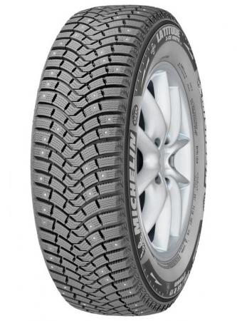 Шина Michelin Latitude X-Ice North 2+ 285/65 R17 116T зимняя шина michelin latitude x ice north 2 plus 235 65 r17 108t