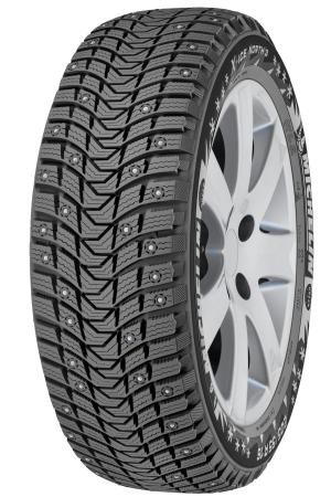 Шина Michelin X- ICE NORTH 3 XL 255/35 R20 97H летняя шина continental sportcontact 5 235 35 r20 92y xl