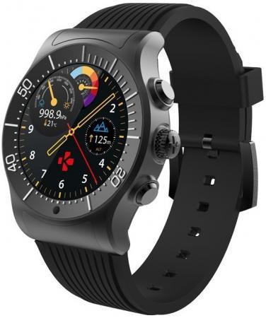 Смарт-часы MyKronoz ZeSport black смарт часы mykronoz zesport цвет титаниум оранжевый
