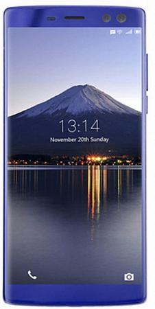 Смартфон Doogee BL12000 синий 6 32 Гб LTE Wi-Fi GPS 3G BL12000_Lake Blue смартфон doogee x10 серебристый 5 8 гб wi fi gps 3g mco00055519
