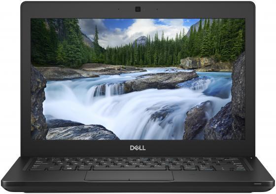 Ноутбук DELL Latitude 5290 12.5 1366x768 Intel Core i5-8250U 256 Gb 8Gb Intel UHD Graphics 620 черный Windows 10 Professional 5290-1474