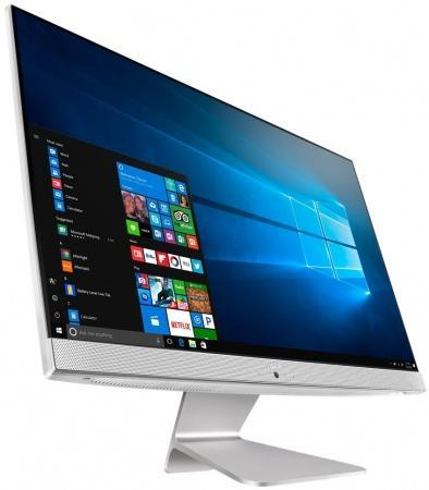 "Моноблок 23.8"" ASUS Vivo AiO V241ICGK-WA067T 1920 x 1080 Intel Core i5-8250U 4Gb 1Tb nVidia GeForce GT 930МХ 2048 Мб Windows 10 Home белый 90PT01W2-M09250"