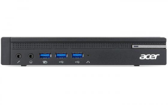Неттоп Acer Veriton N4640G Intel Core i3-7100T 4Gb 500Gb Intel HD Graphics 630 DOS черный DT.VQ0ER.083