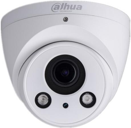 Видеокамера IP Dahua DH-IPC-HDW2431RP-ZS .7-13.5мм цветная корп.:белый