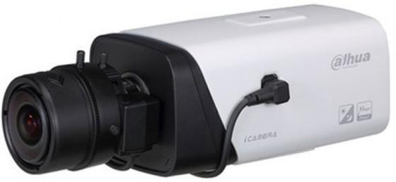 Видеокамера Dahua DH-IPC-HF5431EP- CMOS / 2688 x 1520 Н.265 .264 RJ-45 LAN PoE белый