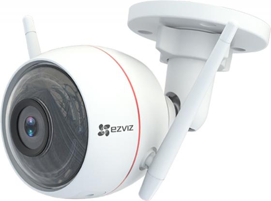 Камера IP EZVIZ CS-CV310-A0-3B1WFR CMOS 1/2.7 4 мм 1280 x 720 H.264 RJ-45 Wi-Fi PoE белый eye sight es ip615iw p2p 1 4 cmos 0 3mp surveillance wi fi ip camera w 24 ir led silver
