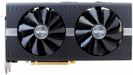 Видеокарта 4096Mb Sapphire RX 580 PCI-E DVI HDMI DP HDCP 11265-31-20G Retail цены