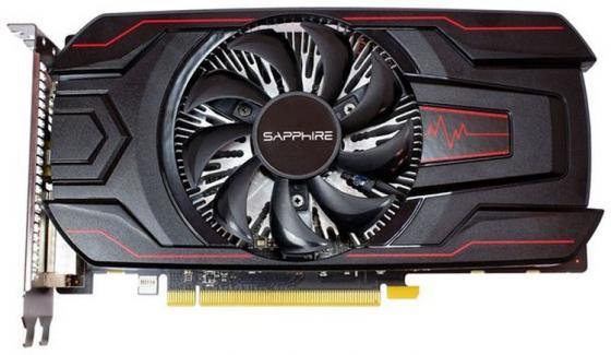 Видеокарта Sapphire Radeon RX 560 11267-22-20G PCI-E 2048Mb 128 Bit Retail видеокарта sapphire radeon rx 580 11265 01 20g pci e 8192mb 256 bit retail