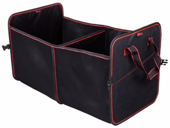Органайзер в багажник Ritmix RAO-1647 черный/красный органайзер в багажник ritmix rao 1552 черный красный