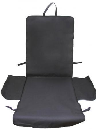 Накидка Wiiix ZAN-ANM-SMALL-RU черный экран на спинку кресла кикмат wiiix zan fs 2k ru