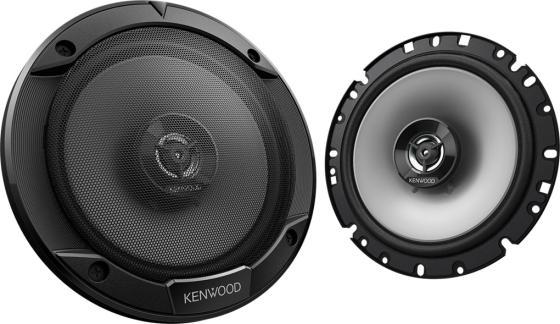 Автоакустика Kenwood KFC-S1766 коаксиальная 2-полосная 17см 30Вт-300Вт автоакустика kenwood kfc e130p компонентная 2 полосная 13см 30вт 250вт