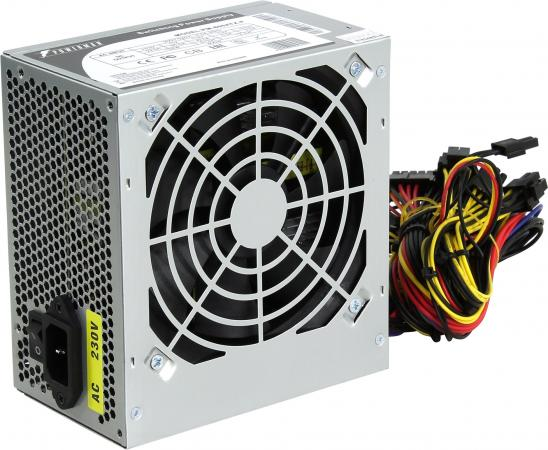 Фото - Блок питания ATX 600 Вт Powerman PM-600ATX-F блок питания accord atx 1000w gold acc 1000w 80g 80 gold 24 8 4 4pin apfc 140mm fan 7xsata rtl