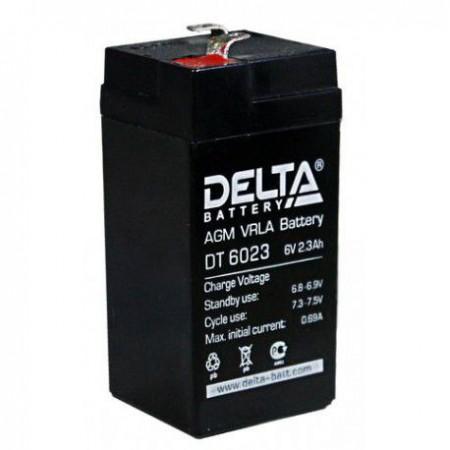 Батарея Delta DT6023 2.3Ач 6B
