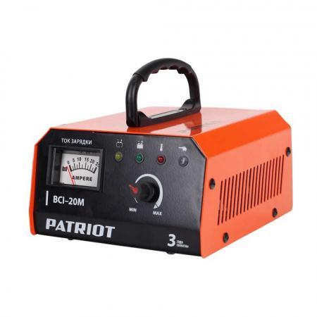 Зарядное устройство Patriot BCI-20M 650303420 patriot bci 22m