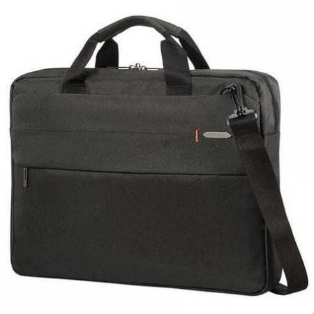 """Сумка для ноутбука 17.3"""" Samsonite CC8*003*19 синтетика черный CC8*003*19 сумка для ноутбука samsonite сумка для ноутбука 15 6 xbr 44 5x34x24 5 см"""