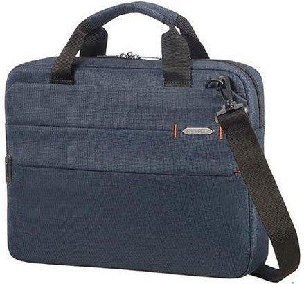 Сумка для ноутбука 15.6 Samsonite CC8*002*01 синтетика синий синий CC8*002*01 сумка 002 2014