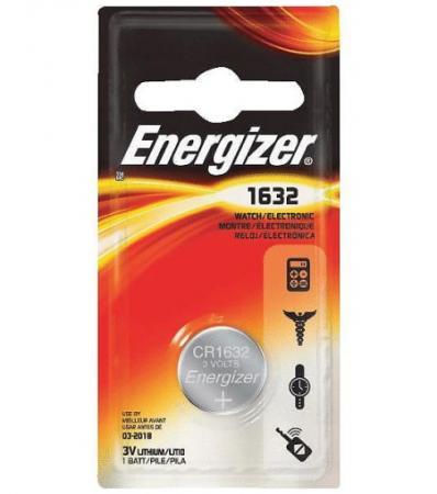 ENERGIZER Батарейка Lithium CR1632 PIP 1шт