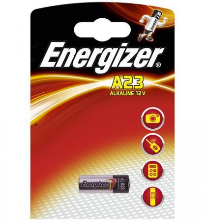 ENERGIZER Батарейка алкалиновая 23А FSB 1шт батарейка алкалиновая rexant 30 1061
