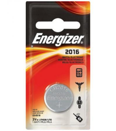 ENERGIZER Батарейка Lithium CR2016 PIP 1шт