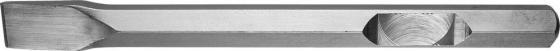 Зубило ЗУБР 29377-35-400 ПРОФЕССИОНАЛ плоское для молотков HEX 28мм 35х400мм ручное зубило persian