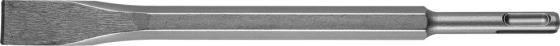 Зубило STAYER PROFESSIONAL 29352-20-250_z01 плоское узкое для перфораторов SDS+ 20х250мм