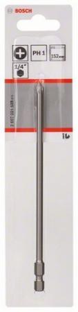 Бита BOSCH EXTRA-HART Ph1 152 мм, 1 шт. (2.607.001.539) 1шт.