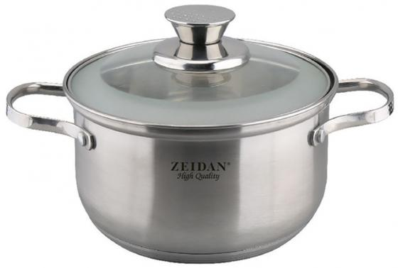 Кастрюля Zeidan Z-50286 24 см 6.3 л нержавеющая сталь недорго, оригинальная цена