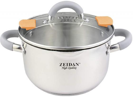Кастрюля Zeidan Z-50290 20 см 3.8 л нержавеющая сталь кастрюля zeidan z 50308 8 0 л