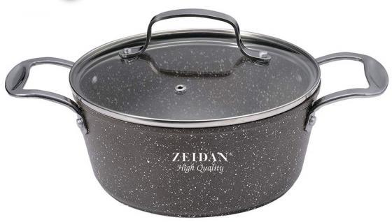 Кастрюля Zeidan Z-50294 22 см 3.8 л алюминий цена 2017