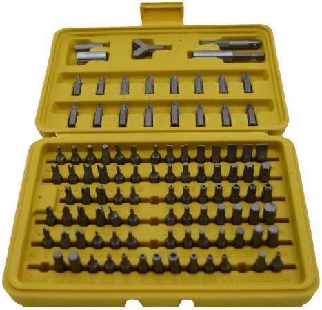 Набор бит ЭНКОР 19828 1/24 100шт. набор ключей энкор 20887