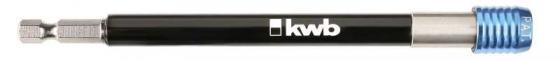 Держатель KWB 1007-15 бита длина 150мм бита kwb torx 27х25мм