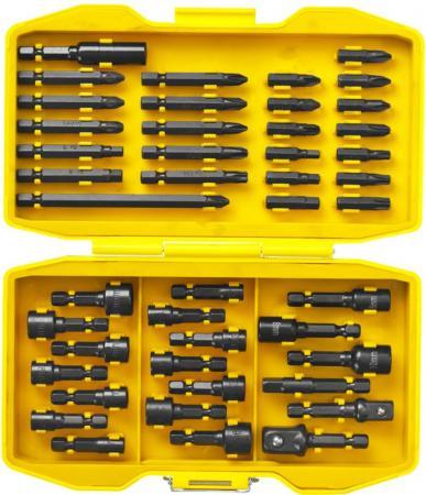 Купить Набор STAYER PROFESSIONAL 26225-H45 BlackPro для ударного шуруповерта Сr-Mo 45шт