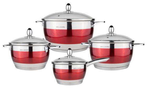 Набор посуды Wellberg WB-1860 Veronica стоимость