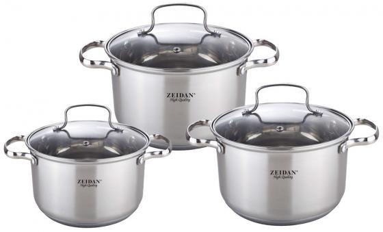 Набор посуды Zeidan Z-50615 цена 2017