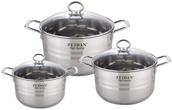 Набор посуды Zeidan Z-50616 цена 2017