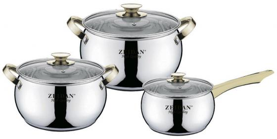 Набор посуды Zeidan Z-50620 цена 2017