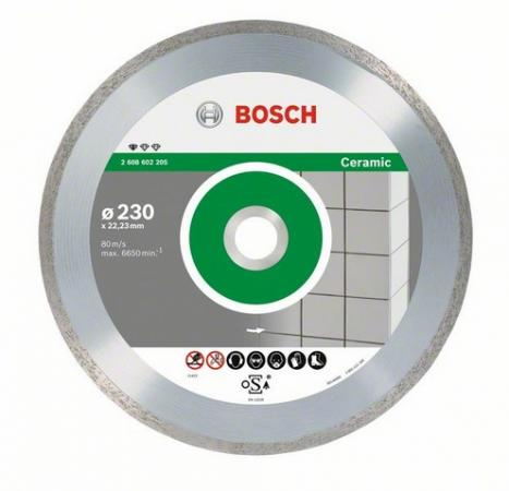 Диск алм. BOSCH Standard for Ceramic 115x22 корона (сплошной) (2.608.602.201) 115 Х 22 корона (спло sc80 600 free shipping standard air cylinders valve 80mm bore 600mm stroke sc80 600 single rod double acting pneumatic cylinder