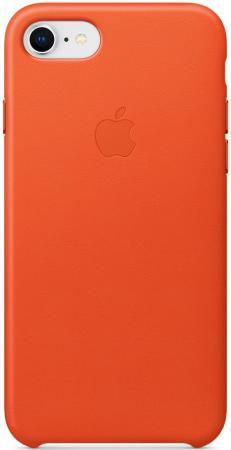 Накладка Apple MRG82ZM/A для iPhone 7 iPhone 8 оранжевый yafox dt mb057 наушник earbud наушник совместимый iphone дистанционный оранжевый