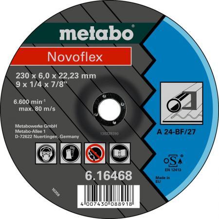 обдирочный METABO 616460000 сталь Novoflex 115x6.0мм А30