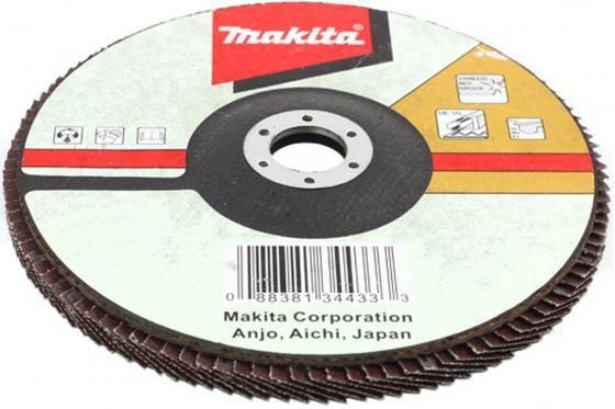 Круг лепестковый MAKITA D-27492 125 X 22, K60