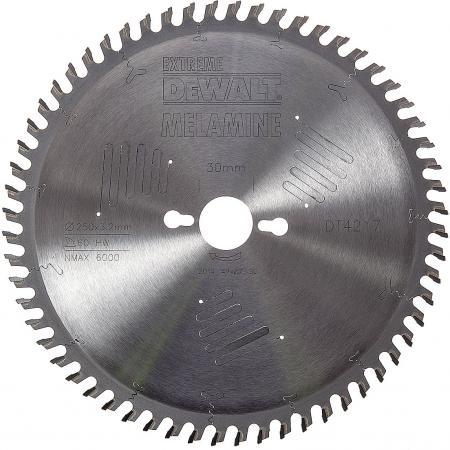 Круг пильный твердосплавный DEWALT DT4218-QZ Ф305/30 60 HZ 10° EXTREME по ламинату
