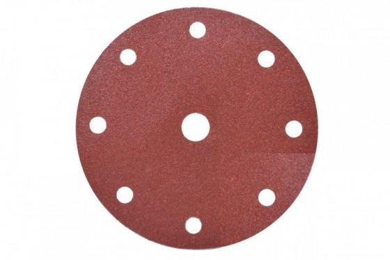 Круг шлиф. цепл. KLINGSPOR PS 22 K 115 P120 (278808) древесина, металл, без отв. klingspor самозацепляющийся универсальный круг шлифовальный ps 22 k 200 100 77658
