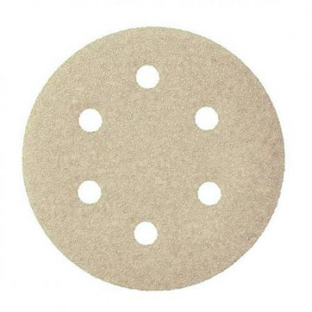 Круг шлиф. цепл. KLINGSPOR PS 33 BK 125 P240 (147838) краски, древесина, пластмассы, 8отв. (GLS 5) круг шлиф самосцепляющийся klingspor 125мм p150 8отв