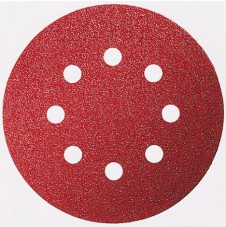 Купить Круг шлифовальный BOSCH 2.608.605.642 Ф125мм K80 E.f.Wood+Paint 5шт