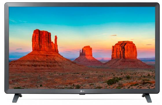 Фото - Телевизор 32 LG 32LK615B черный 1366x768 50 Гц Wi-Fi Smart TV RJ-45 телевизор led 43 sony kdl43wf804br черный серебристый 1920x1080 50 гц smart tv wi fi rj 45 bluetooth